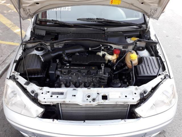 GM-Corsa Hatch 09 Premium 1.4 Flex, Troco e Financio - Foto 11