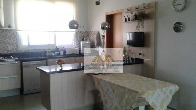 Sobrado com 3 dormitórios à venda por r$ 1.400.000 - distrito industrial - cravinhos/sp - Foto 16