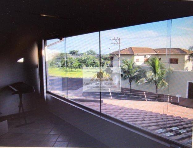 Sobrado com 4 dormitórios à venda, 249 m² por r$ 650.000 - jardim das acácias - cravinhos/ - Foto 18