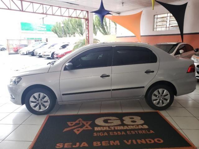 VW - VOLKSWAGEN VOYAGE 1.6/1.6 CITY  MI TOTAL FLEX 8V 4P - Foto 3