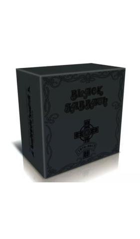 Black Sabbath Black Box Complete Original 1970-2017 com 22 Cds Novo lacrado na caixa