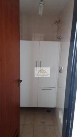 Apartamento com 3 dormitórios para alugar, 107 m² por r$ 1.300/mês - centro - ribeirão pre - Foto 20