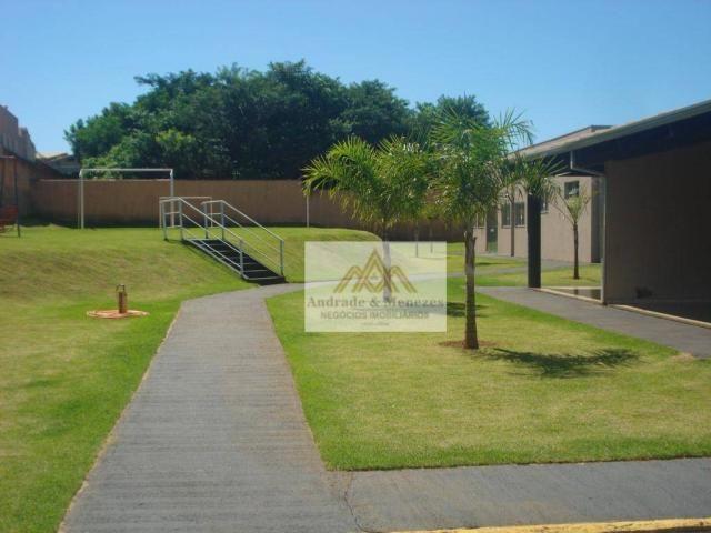 Terreno à venda, 200 m² por r$ 78.000 - condomínio verona - brodowski/sp - Foto 8