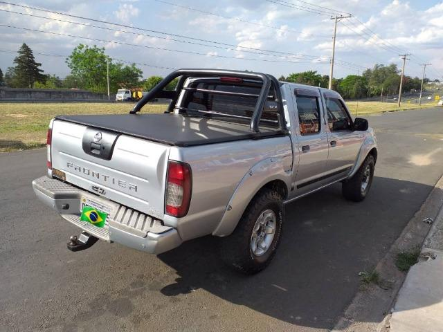 Nissan frontier 4x4 se diesel 2005 - Foto 13