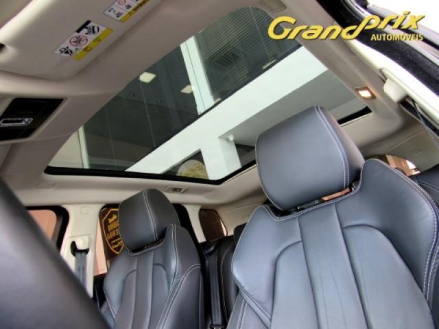 EVOQUE 2012 2.0 PRESTIGE 4WD 16V GASOLINA 4P AUTOMÁTICA PRETA COMPLETA + TETO SOLAR! - Foto 14