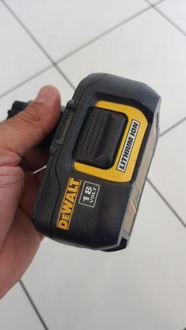 Bateria dewalt 18v