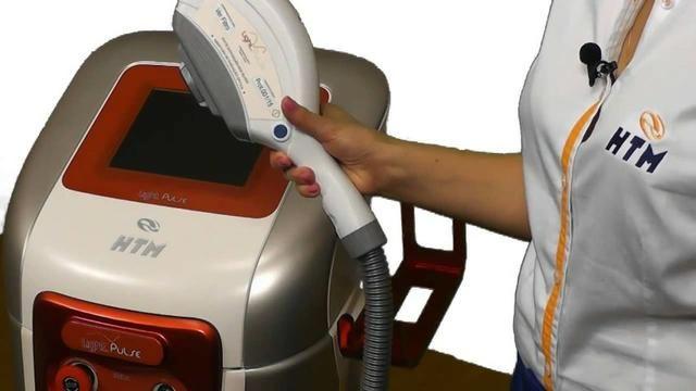 Vende se Light Pulse Aplicador de Filtro Intercambiável - Foto 2