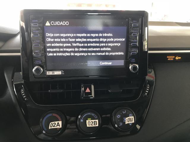 Toyota Corolla Gli 2.0 Flex A/T 19/20 Lince Toyota - Foto 9
