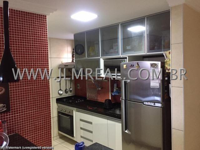 (Cod.:084 - Damas) - Mobiliado - Vendo Apartamento com 74m², 3 Quartos - Foto 2