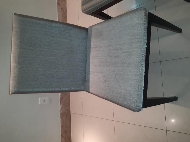 Conjunto De 06 Cadeiras Para Mesa De Jantar - Foto 2