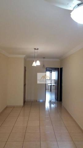 Apartamento com 3 dormitórios para alugar, 107 m² por r$ 1.300/mês - centro - ribeirão pre - Foto 2