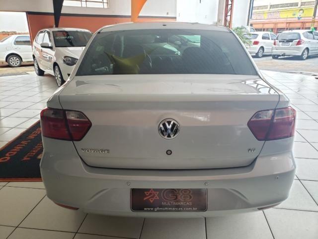VW - VOLKSWAGEN VOYAGE 1.6/1.6 CITY  MI TOTAL FLEX 8V 4P - Foto 7