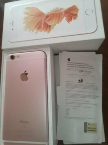 Iphone 6S rose na caixa 32gb entrego agora - Foto 2