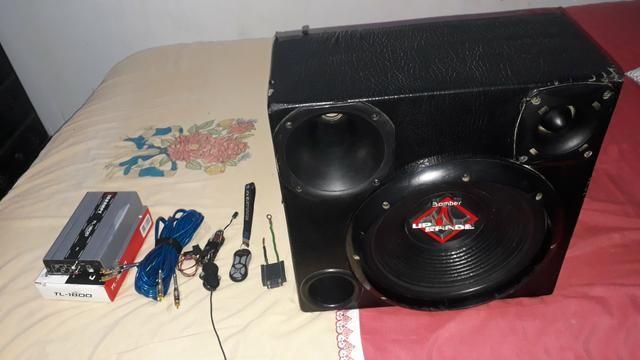 Caixa trio 650 reais - Foto 2