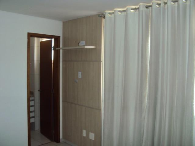 Apart 2 qts q suite armarios e lazer completo otima localização