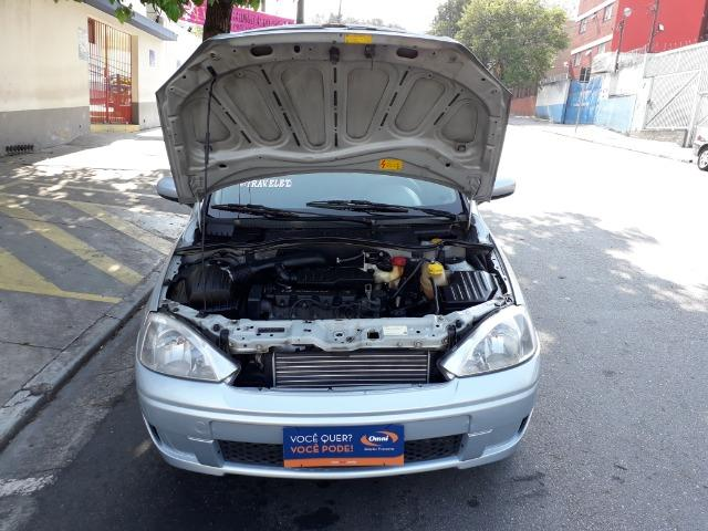 GM-Corsa Hatch 09 Premium 1.4 Flex, Troco e Financio - Foto 10