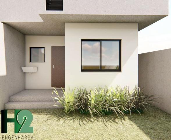 Alto de Potecas Casa 2 Dormitórios Portão Blindex - Foto 2