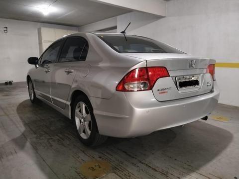 Honda Civic 2009 (Faço no contrato)