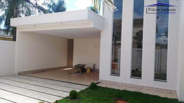 Lindissima! Moderna! Casa com 3 Qtos na rua 6, Vicente Pires! - Foto 2