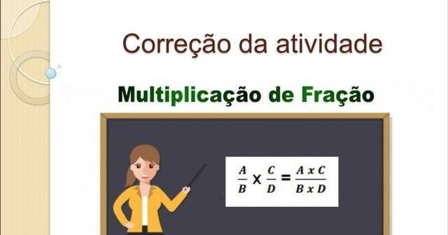Slides Para Ministrar Aulas De Matemática - Foto 2