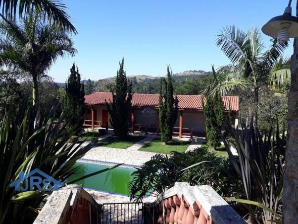 Chácara com 3 dormitórios para alugar, 3264 m² por R$ 5.800/mês - Suru - Santana de Parnaí