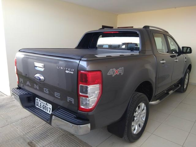 RANGER LIMITED 3.2 Turbo Diesel 4x4 Automático 2017 - Foto 10