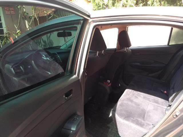 Honda City LX Automático Único Dono - Foto 2