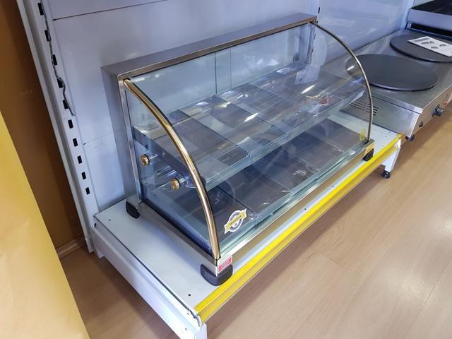 Estufa elétrica para salgados de 10 Bandejas - NOVO - Foto 2
