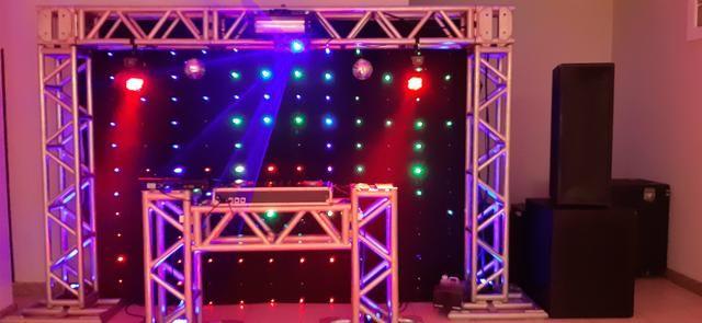 DJ, Som, iluminação e fotografia