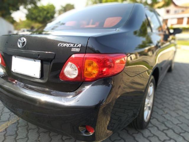 Corolla 1.8 Flex GLi automático 2010 - Foto 9