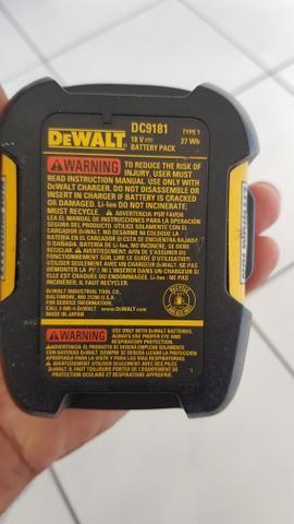 Bateria dewalt 18v - Foto 2