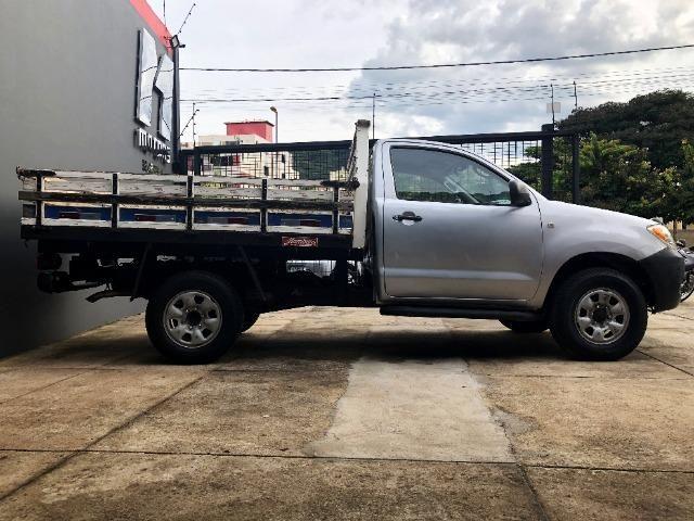 Toyota Hilux CS 2.5 turbo 4x4 Diesel -carroceria de madeira (valor para venda) - Foto 4