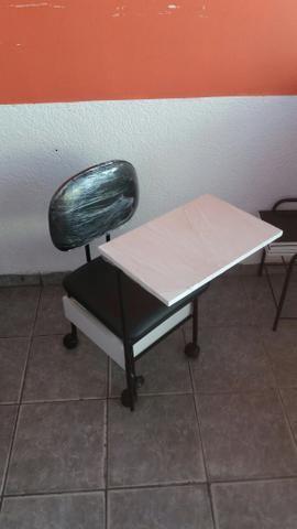 Cadeira P/Manicure (Nova)