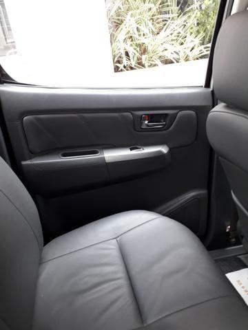 Toyota Hilux SRV Automatica Top de linha - Foto 5
