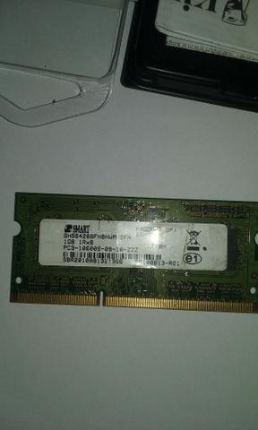 Memoria Ram Ddr3 Para Notebook 1gb Computadores E Acessorios