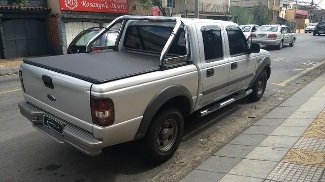 Ford Ranger XLS com GNV 2.3 Completa - Foto 2