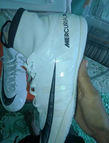4dadd3a325 Chuteira Futsal Nike Mercurial CR7 - Esportes e ginástica - Santa ...