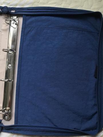 627d928e5 Fichário Kipling New Storer Azul-marinho - Outros itens para ...
