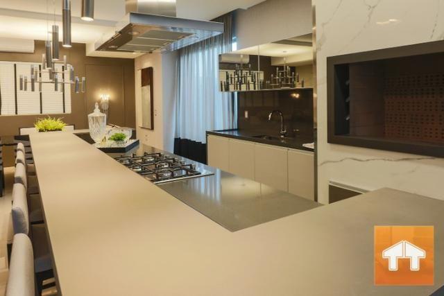 Apartamento Quadra Mar com 04 suítes - Mobiliado e decorado - Meia praia Itapema SC - Foto 9