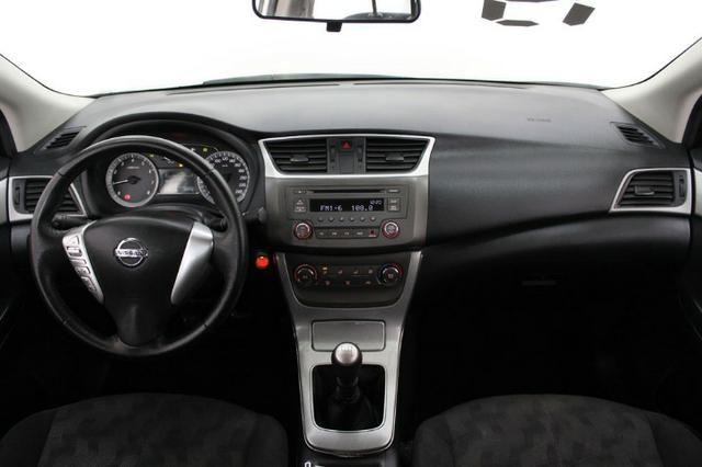 Nissan Sentra S 2.0 Flex Manual - 2015 - Foto 11