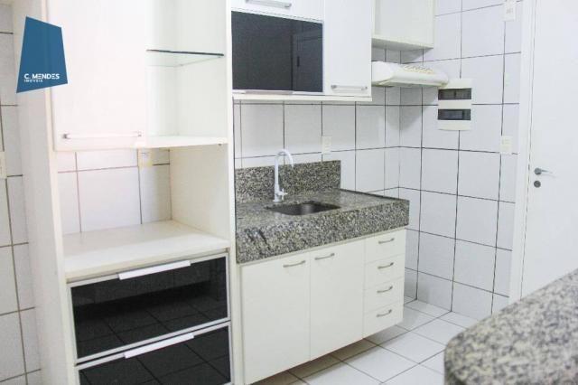 Apartamento 86 m², 3 quartos 2 suites 2 vagas, Parque del Sol, La Galateia, Parque Iracema - Foto 8