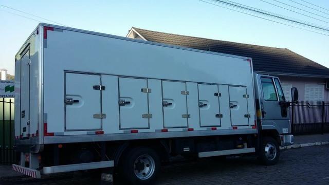 Bau Refrigerado Para Sorvete/sorveteiro -35º, Caminhão 3/4!