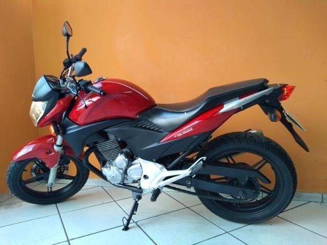 Honda CB 300 R 2011 Vermelha - Foto 4