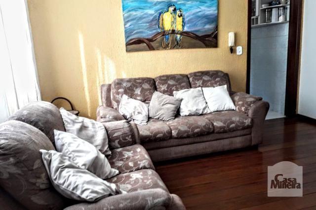 Apartamento à venda com 2 dormitórios em Sagrada família, Belo horizonte cod:251143