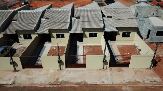 Casa Nova No Asfalto Várzea Grande - Foto 11