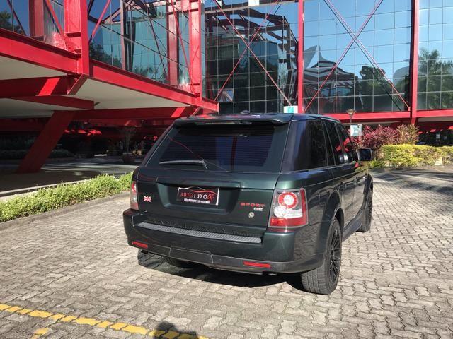 Range Rover Sport SE 3.0 turbodiesel v6 automática com teto solar ano 2011 - Foto 4