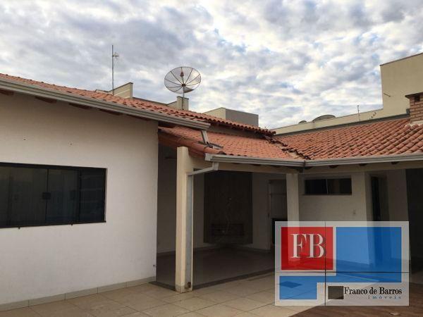 Casa  com 3 quartos - Bairro Residencial Santa Marina em Rondonópolis - Foto 14
