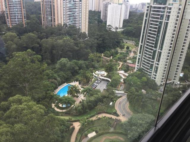 Apartamento à venda com 4 dormitórios em Morumbi, São paulo cod:38890