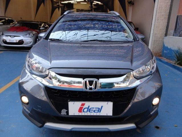 Juan Honda Wr-v 1.5 16v Flexone Ex Cvt * - Foto 2