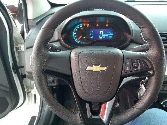 Prisma LTZ 1.4 2017/2018 Temos Corolla Civic Siena Etios Fluence Logan Versa Sentra HB20 - Foto 13